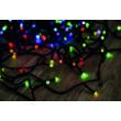 Heylight okos fényfüzér, 120 RGB LED, fekete kábel, 12 méter