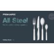 All Steel Evőeszköz készlet, 24 db-os