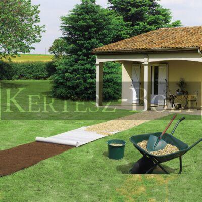 GEOTEX 50 gr/m2 fekete 1,6x5 m
