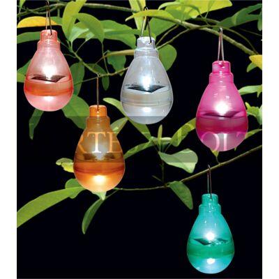 Firefly színes napelemes lámpa