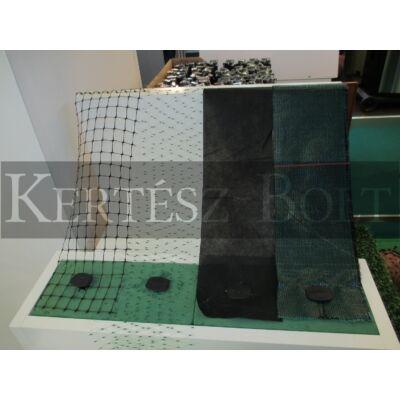 Spike rögzítő 12,5cm fekete (20db/csomag)