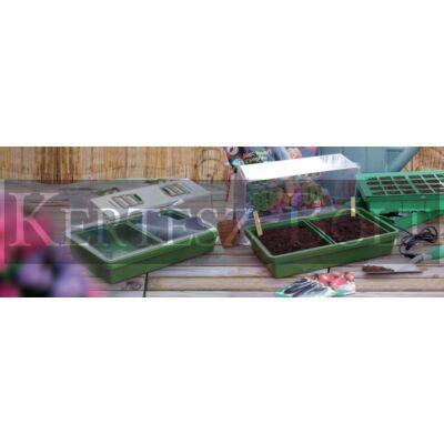 Heating Grow fűthető mini üvegház