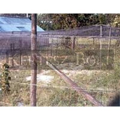 Volier háló BOP167/400 fekete 4x300 m