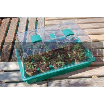 Rapid Grow mini üvegház szellőzővel