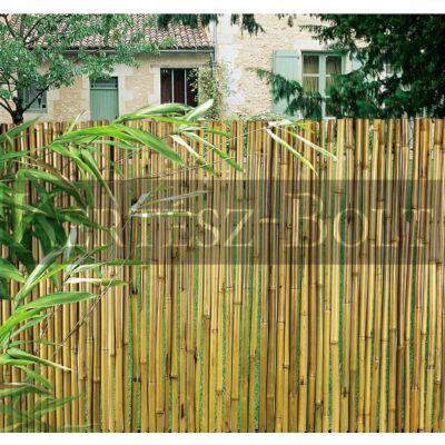 Bamboo flex kerítés 1,5x3 m