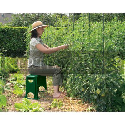 Garden-Sit zöld kerti szék 56x38x28 cm
