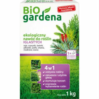 BiOgardena Tűlevelüek tápanyaga 1kg