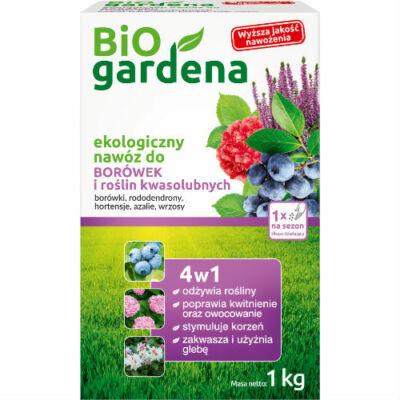 BiOgardena Áfonya és Savkedvelő növények tápanyaga 1kg