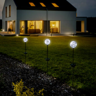 ODYS  leszúrható napelemes lámpa