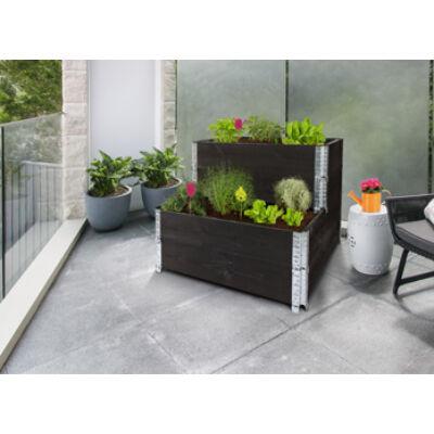 Modulo Garden magaságyás építő elem 100x20x2cm